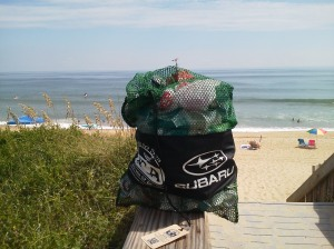 Nags Head trash
