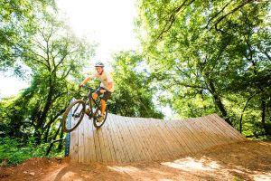 Belle Isle Bike Skills Park
