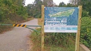 Gambles Mill Eco-Corridor